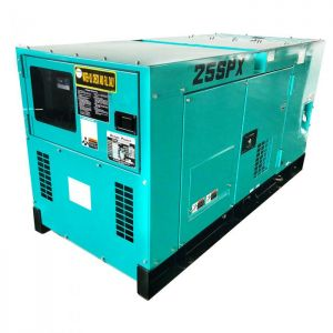 Denyo Generator DCA-25SPX-DA