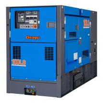 Denyo Generator DCA-100LSIE