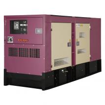 Denyo Generator DCA-125ESEI