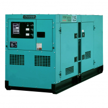 Denyo Generator DCA-125SPK3