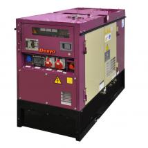 Denyo Generator DCA-15ESEK
