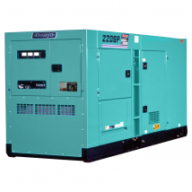 Denyo Generator DCA-220SPK3