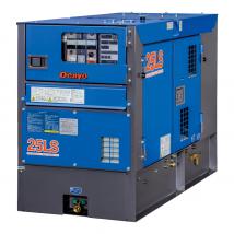 Denyo Generator DCA-25LSKE