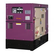Denyo Generator DCA-45ESEK