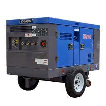 Denyo Compressor DU-190