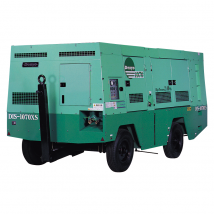 Denyo Compressor DIS-1070XS (TRAILER TYPE)