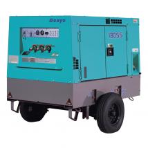 Denyo Compressor DIS-180SS2