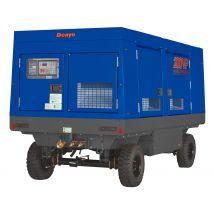 Denyo Compressor DIS-200VPS